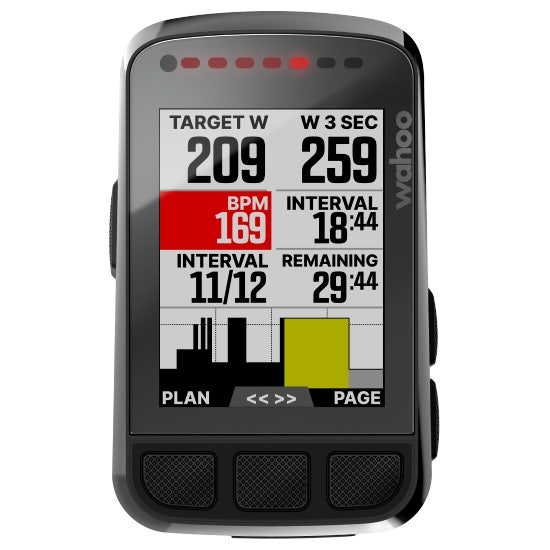 Wahoo New Elemnt Bolt Train With Purpose